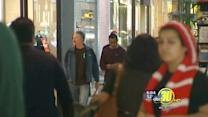 Last-minute shoppers hitting stores