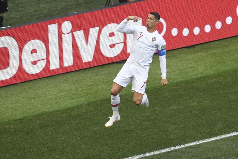 C朗第4粒 葡萄牙1:0挫摩洛哥