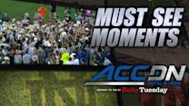 #1 Notre Dame's Last Second Game Winner Tops #2 UNC | ACC Must See Moment