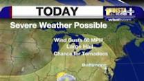 Tony: Severe Weather Could Be Back