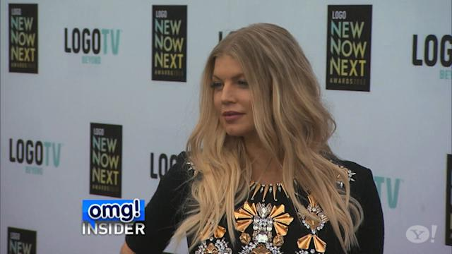 Fergie Talks Healthy Pregnancy Cravings and Josh Duhamel's Baby Bonding