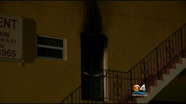 Officials: Deadly Fire In Hollywood Is Considered Suspicious