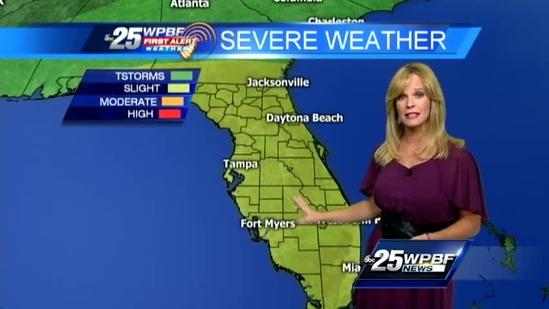 First Alert Forecast: Stormy Thursday likely