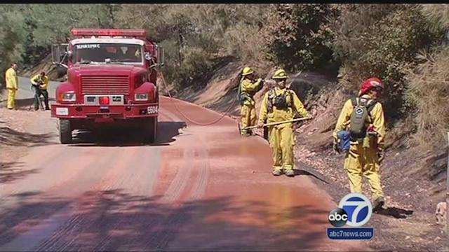 Wildfire on Mount Diablo grows to 3,718 acres