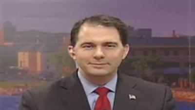 Walker Says Property Tax Relief Important