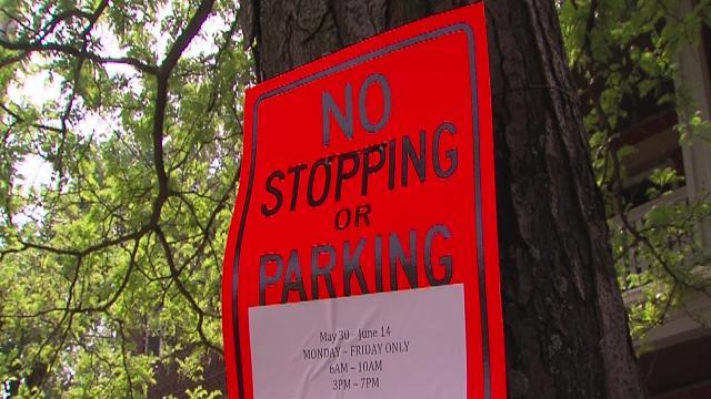 5pm: Shoreway closing for filming