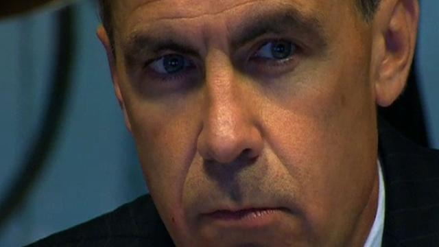 Canada's Carney takes over as Bank of England boss