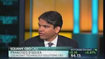 Cognizant's terrific quarter: CEO