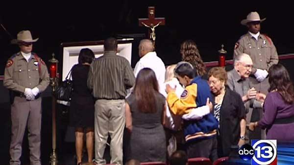 Houstonians say farewell to Sen. Gallegos