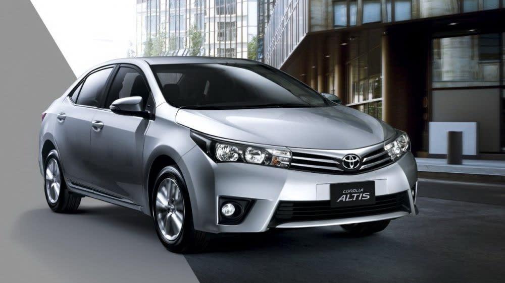 6月新車總銷量來到37,889輛,其中最熱賣的車款為Toyota Corolla Altis,總共賣出2,480
