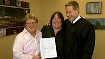 Same-sex marriages resume in Santa Clara County