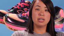 Can These Women Guess Which Men's Sneaker Is More Expensive?