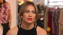 "Web extra: Lopez on fashion line: ""It has to be me"""
