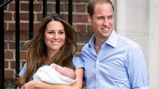 Royal Baby Named George Alexander Louis