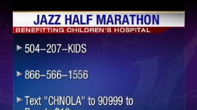 Jazzing It Up To Run For Children's Hospital