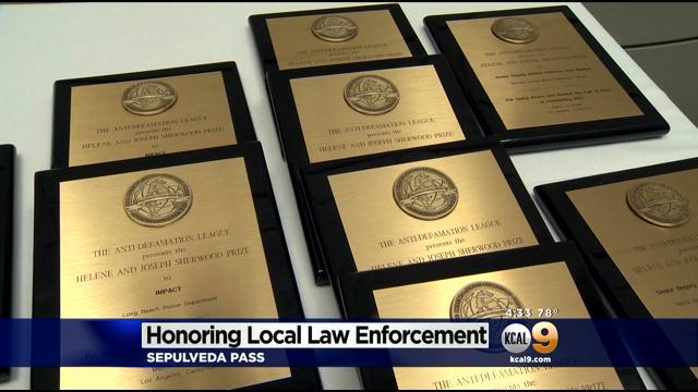 Local FBI Agents, Other Law Enforcement Receive Honors From Anti-Defamation League