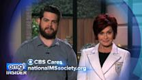 'The Talk's' Sharon Osbourne and Her Son Jack Promote Multiple Sclerosis Awareness Through 'CBS Cares' PSA
