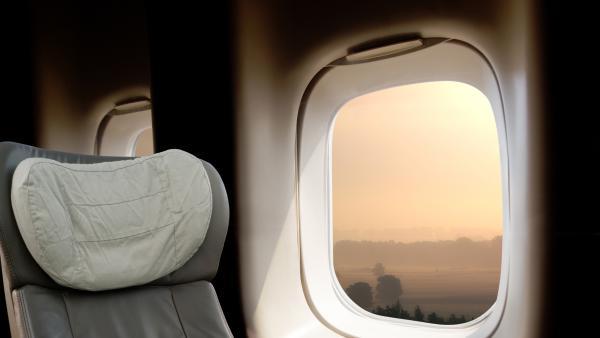 Crew Und Passagiere Kollabieren Auf Langstreckenflug