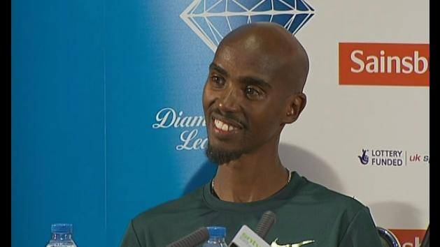 Farah hoping to relive Olympic memories