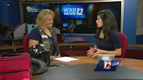 Interview: Motorcycle safety tips, equipment