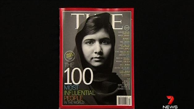 Malala named Time's most influential