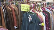 More Valley shoppers buy secondhand for back to school