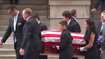 Former Chicago cop turned actor Dennis Farina laid to rest