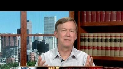 Colorado Gov. Hickenlooper calls shooting ...