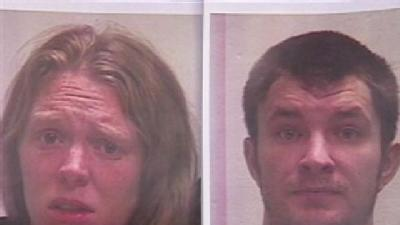 Police: Couple Locked 5 Kids In Rooms