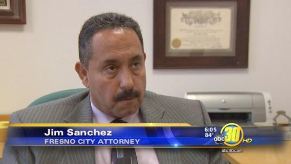 Fresno City Attorney Jim Sanchez resigns