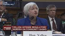 Yellen: We can place sanctions for banking wrongdoing