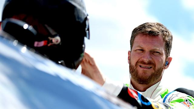 Dale Jr.: 'I forgot about Ryan'
