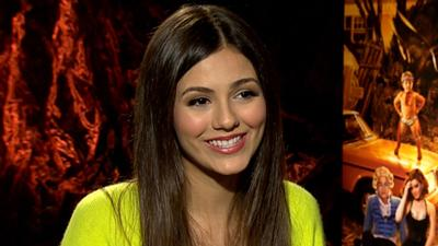 Victoria Justice: 'Fun Size' Is Like ''Adventures In Babysitting' Meets 'Super Bad''