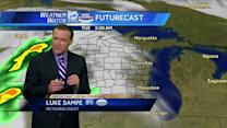 Luke Sampe's Forecast