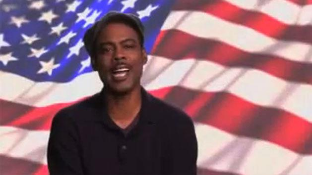 Chris Rock: 'Obama a white man you can trust'