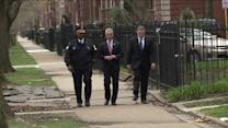 CPD increase foot patrol in high crime areas