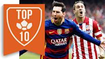 Top 10 La Liga Players Of The Season | Voted By The #Copafam