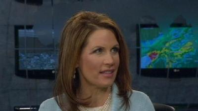 Michele Bachmann Live Interview On KCCI