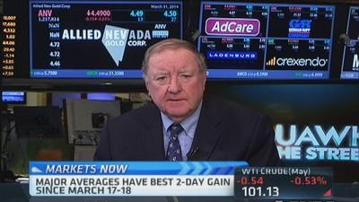 Cashin on HFT: No clear message