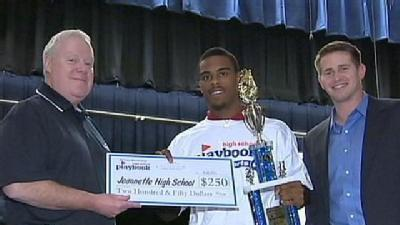 Clearview Student-Athlete Of The Week: Jeannette's Demetrious Cox