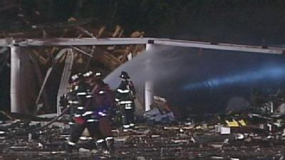 Neighbors Talk About Car Wash Explosion