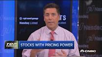 Stocks with pricing power