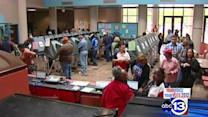 Final preps underway for Election Day