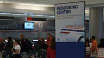 American Airlines passengers forced to rebook