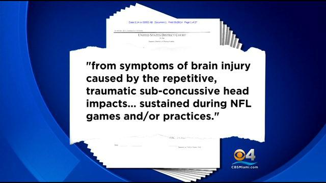 Dan Marino Files Lawsuit Against NFL Over Concussions