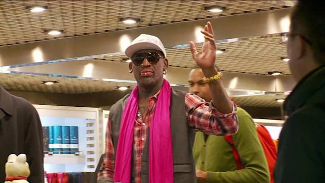 Former Connecticut Basketball Players Travel To North Korea With Rodman