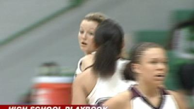 Holy Cross Defeats PRP For Girls 21st District Title