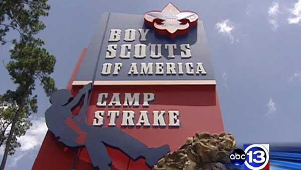 Boy Scouts to sell local campground