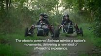Electric Swincar transforms off roading experience
