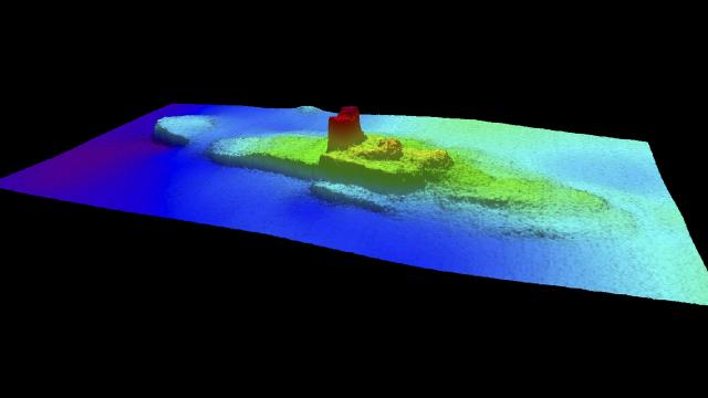 New Pictures of Ship That Sank in 1888
